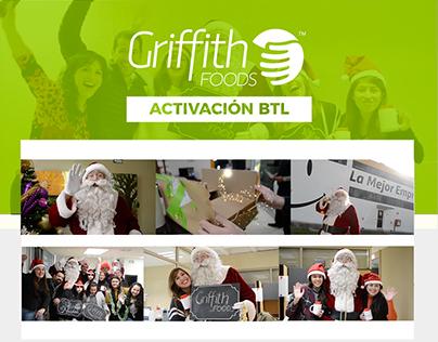 Griffith Foods | Activación BTL