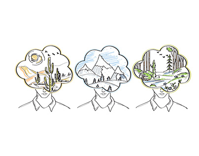 Illustrations for the Book - Beyond Positivity