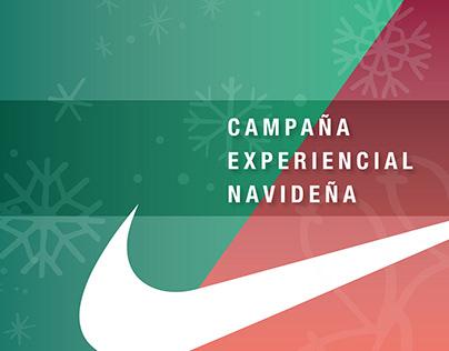 Nike // Campaña experiencial #JustWishIt
