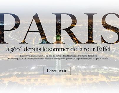 Paris 360 VR