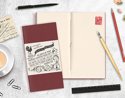 Soumkine Notebooks