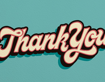 Gracias/Thank You - Lettering & Animation