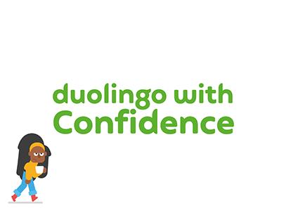 Duolingo with Confidence
