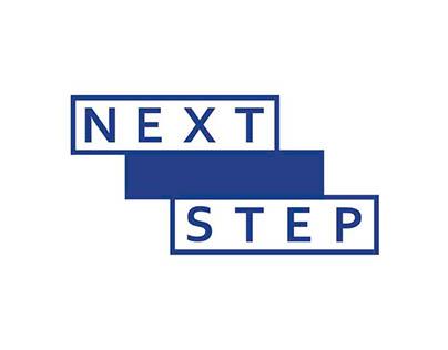 Vinheta para o logo NextStep.