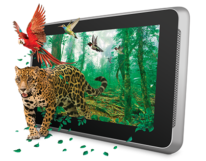 Philco3G Tablet box design