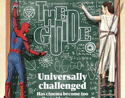Universally Challenged - The Guardian