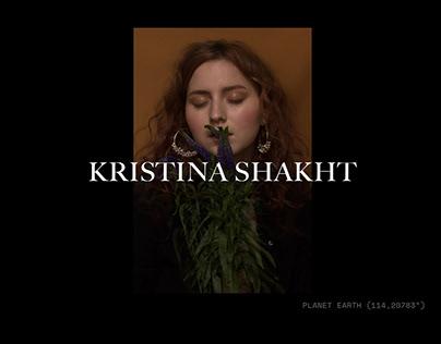 OUUR : Kristina Shakht