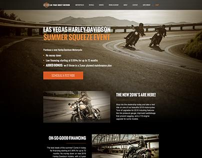 Las Vegas Harley Davidson - 2016