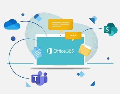 Office 365 per Terna - Explainer video