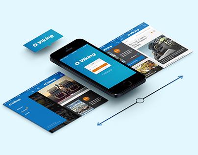 App - Volvo Viking Digital