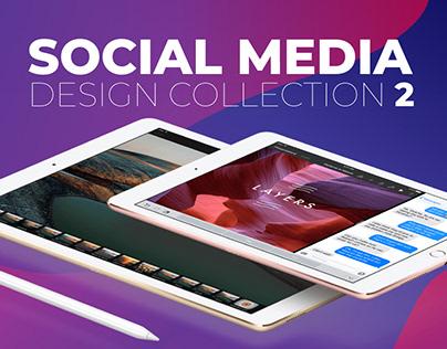 Social Media Design Collection 2