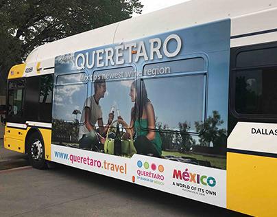 Queretaro Bus Advertisements