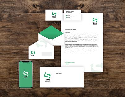 Sync Solutions new branding idea