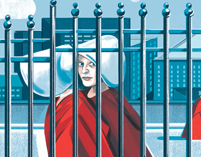 Harsh Realm - The Handmaids Tale - THE NEW YORKER