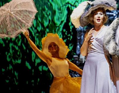 Valentina Escobar coreografa per Don Carlo