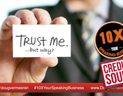 Doug Vermeeren | Your Credibility as a Speaker is Weak