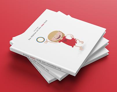 """""""Das Mädchen mit dem roten Kleid"""" - a children´s book"""