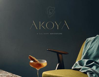 Akoya Branding
