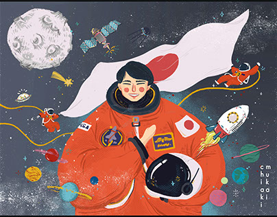 Women in Space | A Galaxy of Her Own