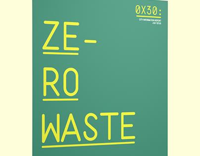 Zero Waste: NY Department of Sanitation