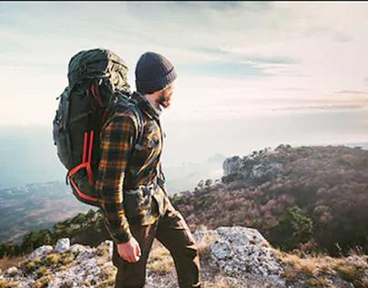 Jim Feldkamp proper hiking gear