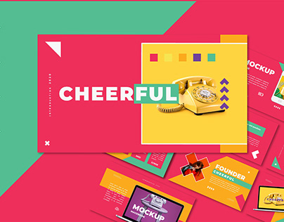 Cheerful - PowerPoint Template