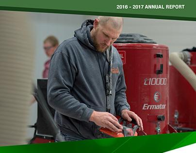 Nebraska Enterprise Fund 2016-2017 Annual Report