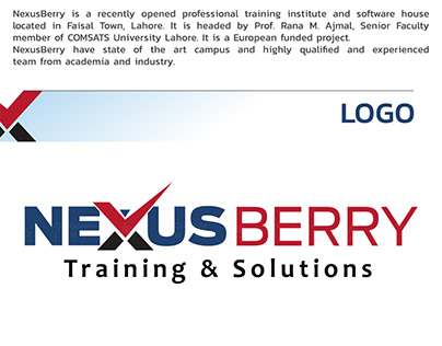 NexusBerry | Branding & Stationary Design