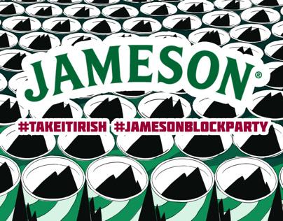 JAMESON x KEUC