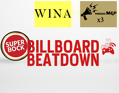 Super Bock - Billboard Beatdown