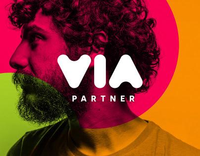 VIA partner - identity