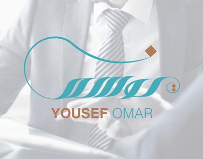 Yousef Omar Personal Logo