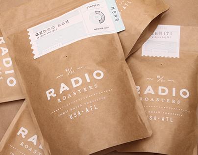 Radio Roasters Coffee