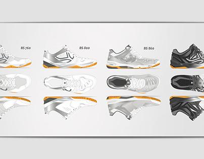 Footwear Brand Identity