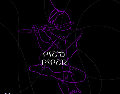 Cover Art - BTS Pied Piper