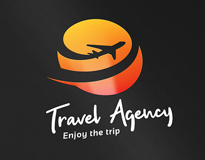 Travel agency logo vol. 1
