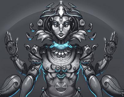 Antariksha Sanchar Automaton concepts