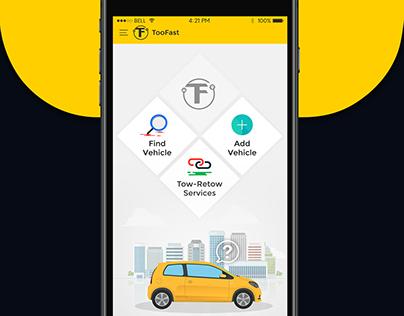 TooFast App