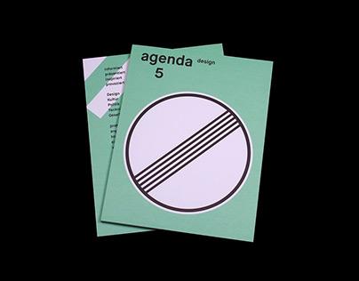agenda design 5