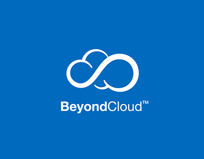 Visual identity and logo design for BeyondCloud