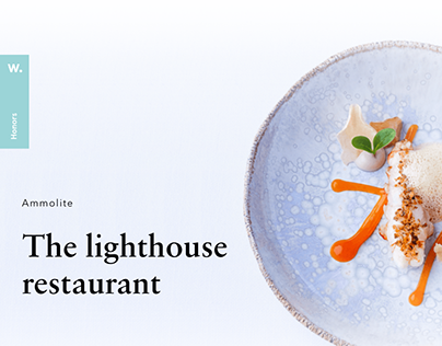 Ammolite - The Lighthouse Restaurant