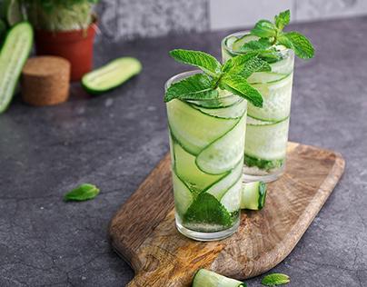 Lemonade - food photography