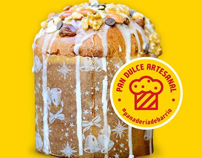 "POP - CIPU ""Pan dulce artesanal de #panaderíadebarrio"""