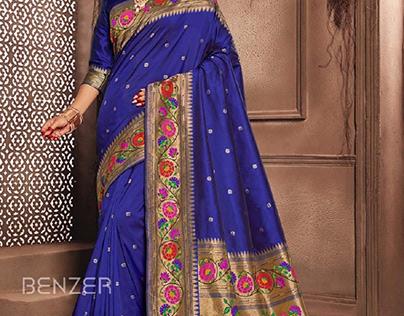 latest sarees online