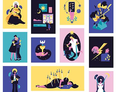 Mgla_illustration set