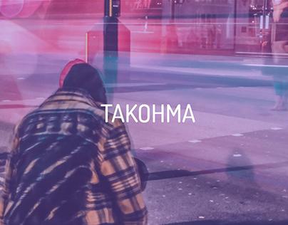 Takohma Clothing - Brand Identity Design