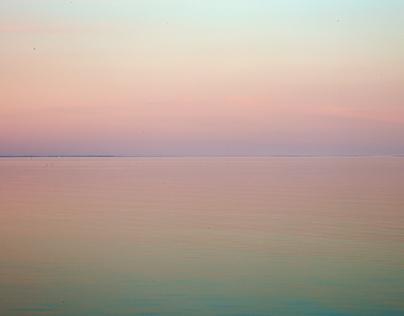 Twilight Over Atlantic