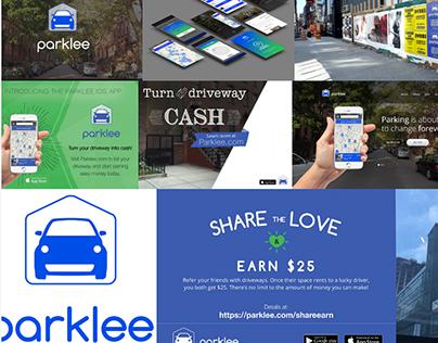 Parklee Mobile App