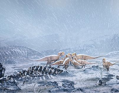 Dinosaurs exodus