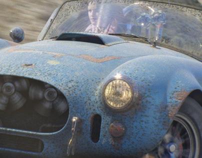 Shelby Cobra 'Rat Style': Breakdown